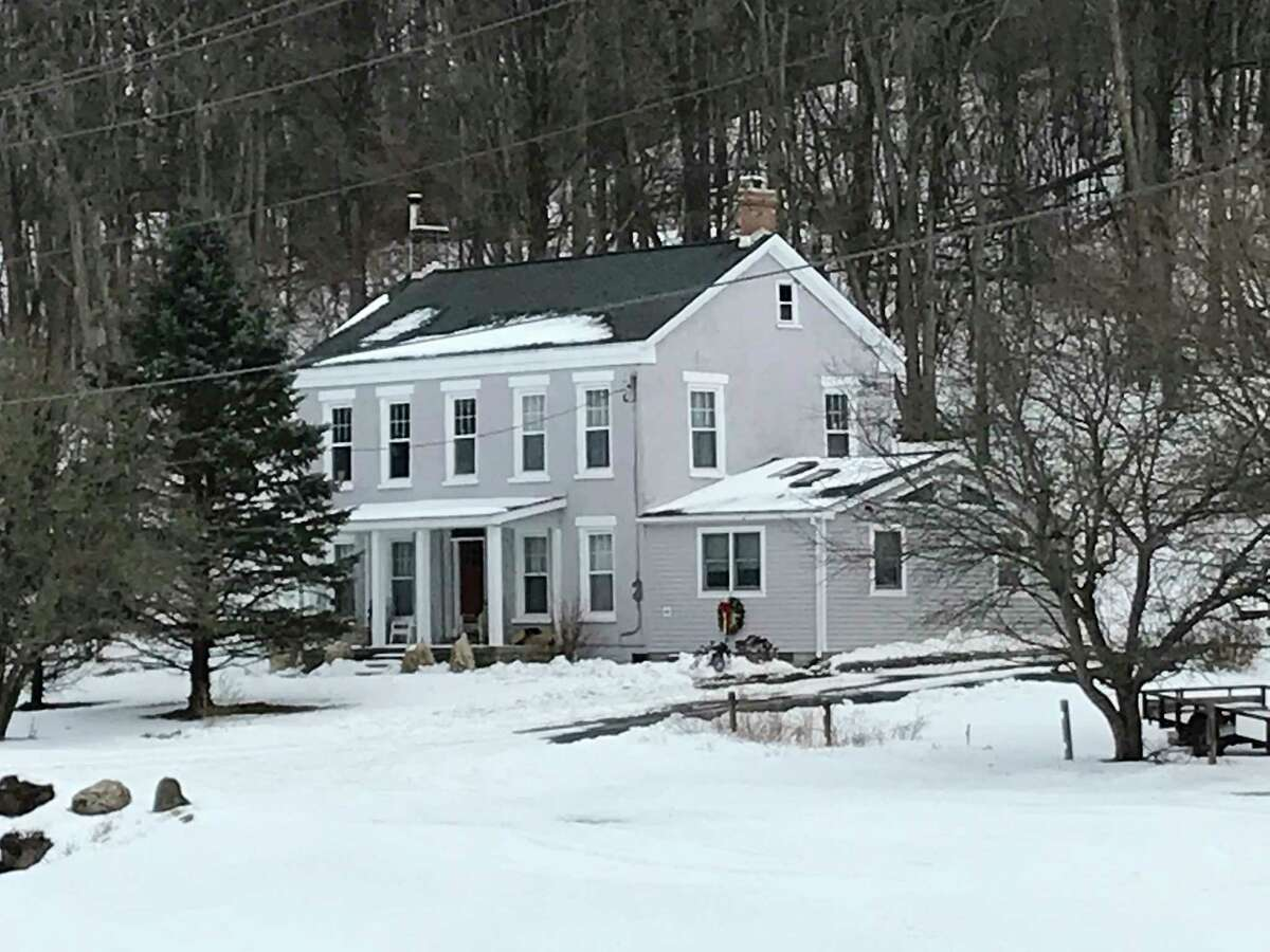 CORRECTION: This photo depicts 2164 River Road, Schodack, and not the property mentioned in the story, 2270 River Road, Schodack (Photo by Sara Tracey / Times Union)