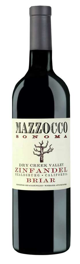 "Mazzocco Sonoma ""Briar"" Zinfandel. (Provided)"