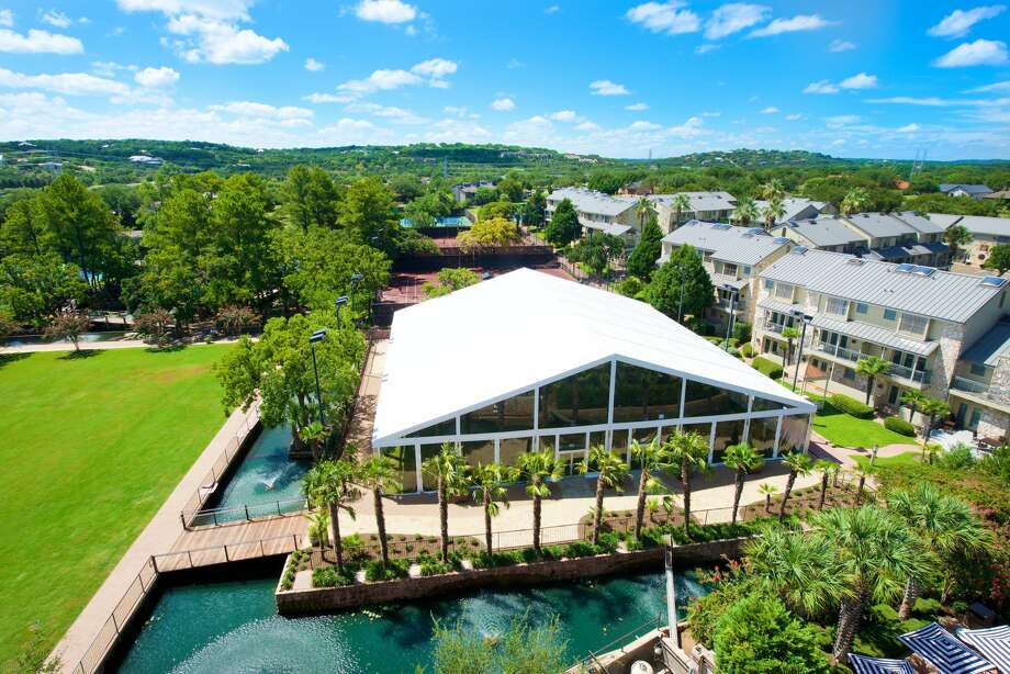Texas ranks within the top 15 as a place to retire in the weather and wellness categories, according to Bankrate.com. Pictured is the Hill Country's Horseshoe Bay Resort off of LBJ Lake. Photo: Madeline Ritchie, Courtesy Of Horseshoe Bay Resort