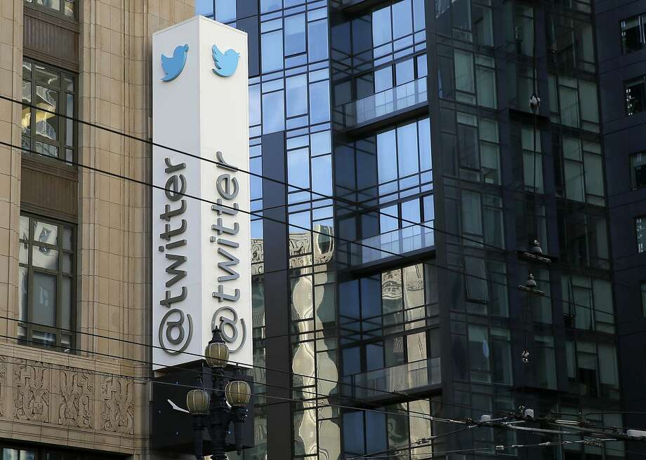 FILE - This Dec. 16, 2014, file photo shows Twitter headquarters in San Francisco. On Tuesday, Jan. 23, 2018, Twitter announced that chief operating officer Anthony Noto is leaving the social media giant to lead another company. Noto is joining Social Finance Inc., an online lender, as chief executive and a director. (AP Photo/Eric Risberg, File) Photo: Eric Risberg, Associated Press