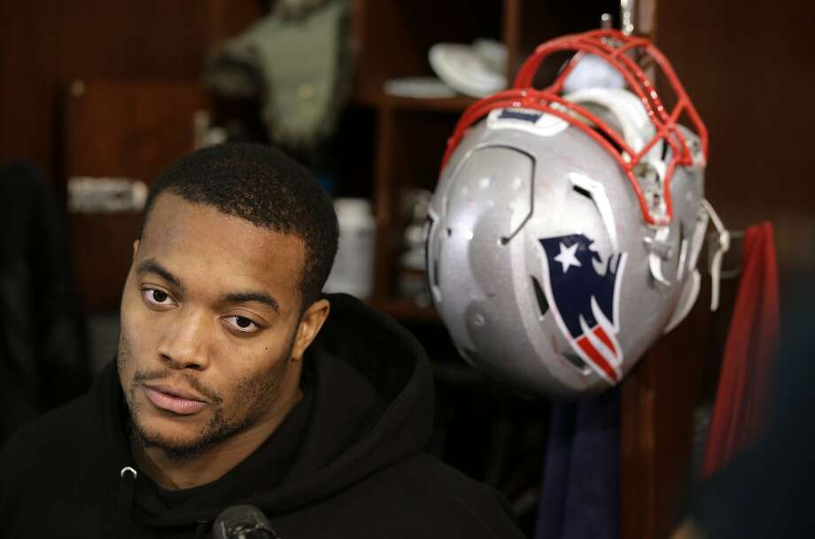 Trey Flowers led the Patriots with 6½ sacks this season, despite missing two games in December with a rib injury. Photo: Steven Senne, Associated Press
