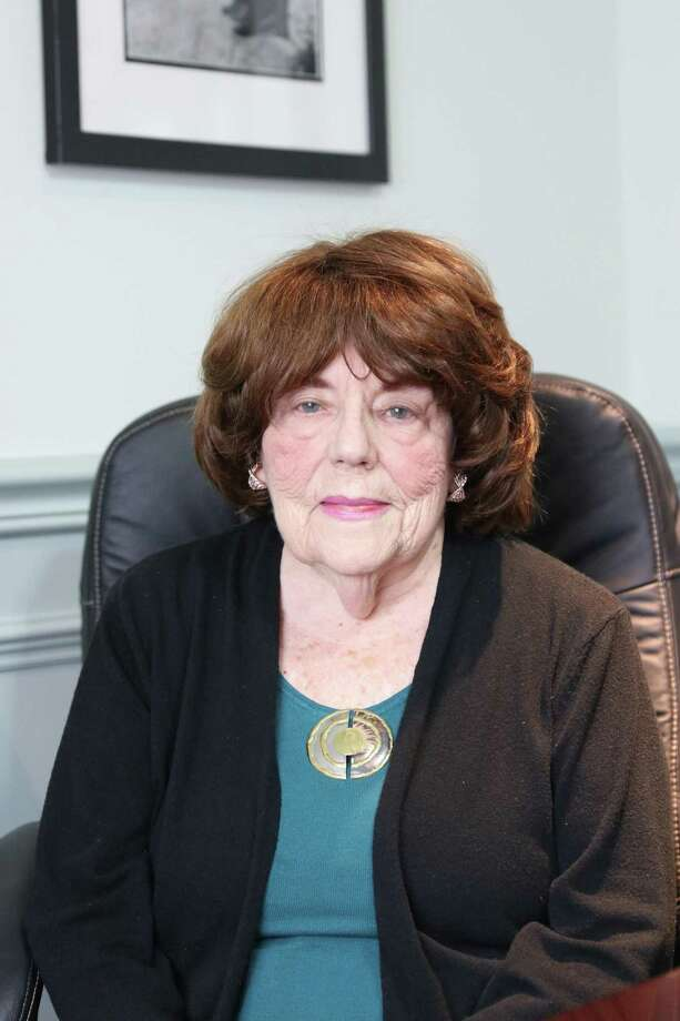 Mary Wilson, a lifelong resident, will be the grand marshal of the 44th Greenwich St. Patrick's Day Parade. Photo: Contributed Photo