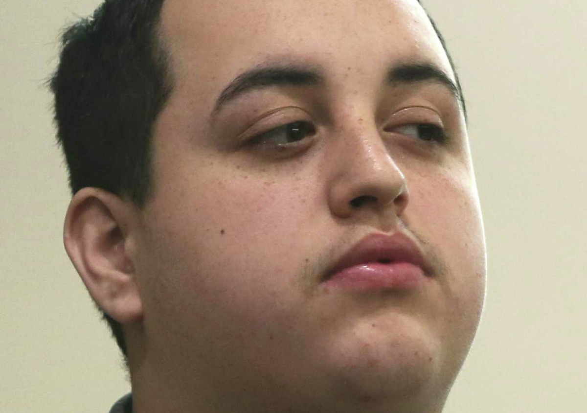 Ryan Rodriguez was sentenced to 10 years in prison after being found guilty of criminally negligent homicide in the death of 14-year-old Melody Cerros.