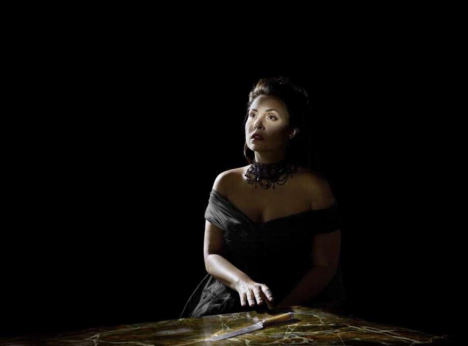 "Sonya Yoncheva in the title role of Puccini's ""Tosca."" Photo: Ann Ray/Metropolitan Opera / www.housetribeca.com"