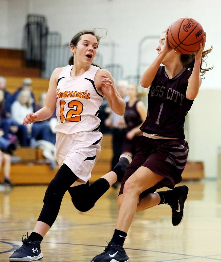 Cass City at Ubly — Girls Basketball 2018 Photo: Paul P. Adams/Huron Daily Tribune