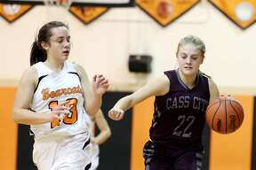 Cass City at Ubly — Girls Basketball 2018