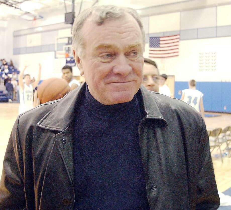 Bob Smith, a former athletic director and coach at Columbia High School, died last week. (James Goolsby/Times Union) Photo: JAMES GOOLSBY / ALBANY TIMES UNION