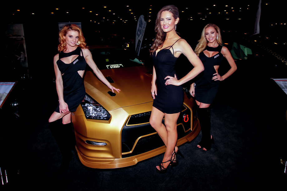 Houston Auto Show Preview Night Houston Chronicle - Car show houston