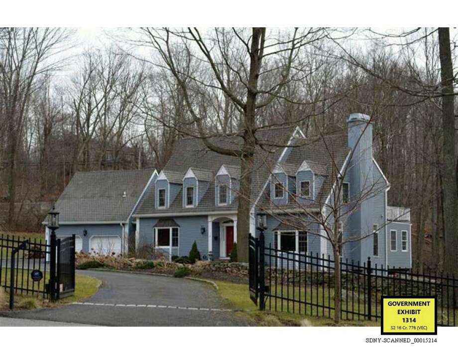 Joseph Percoco purchased this house in Westchester County in 2012. The image was introduced into evidence in his federal trial on Jan. 23, 2018. Photo: U.S. Attorney's Office