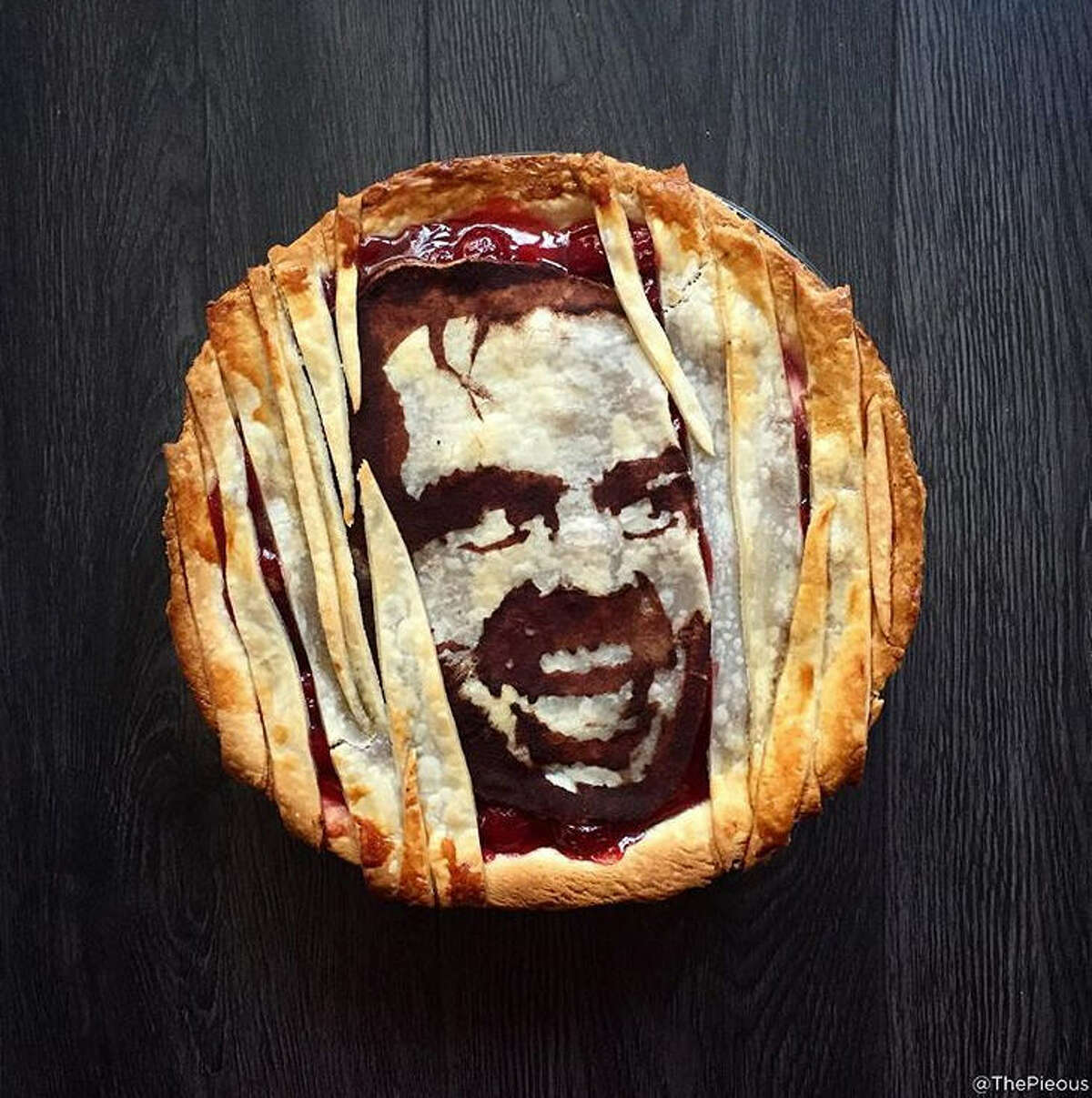 Jessica Leigh Clark-Bojin is a master baker whose pies are a delicious combination of fine art and food.
