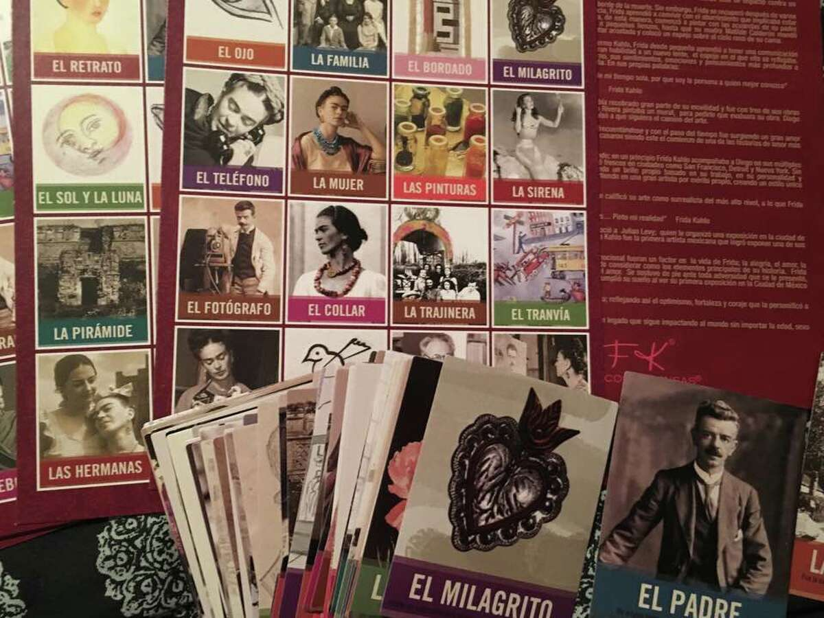 Frida Loteria Game Night will be hosted by East End Studio Gallery at Kismet Boutique on Saturday.