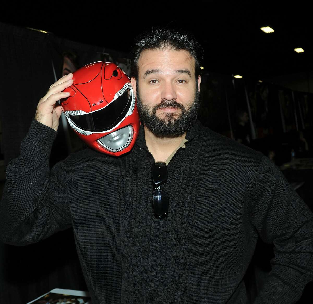 """Austin St. John: Best known as the Red Power Ranger in """"Mighty Morphin Power Rangers."""""""