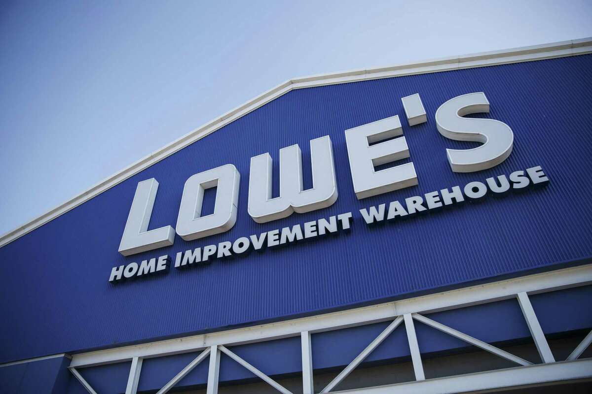 Lowe's Companies Inc., which has 10 stores in San Antonio, was ranked at No. 170 in Forbes' best employers in Texas in 2019 list.