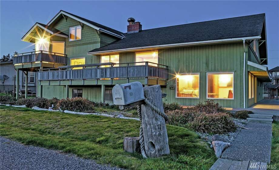 44 Agate Beach Lane, listed for $749,000. See the full listing below. Photo: Barbara Pickering, Lopez Village Properties, LLC