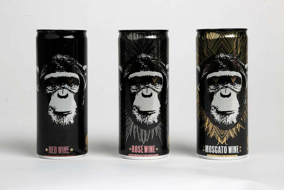 The infinite Monkey Theorem Winery, Red Wine , Rose Wine and Moscato Wine. Photo: Michael Macor, The Chronicle