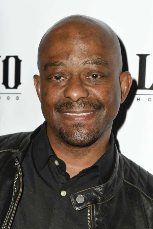 Actor David Joyner attends the LAVO Hollywood Opening Launch Party at LAVO  Hollywood on February 18