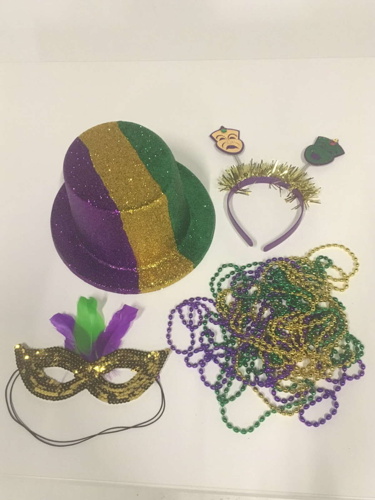 What to Wear Special People Mardi Gras at Moody Gardens