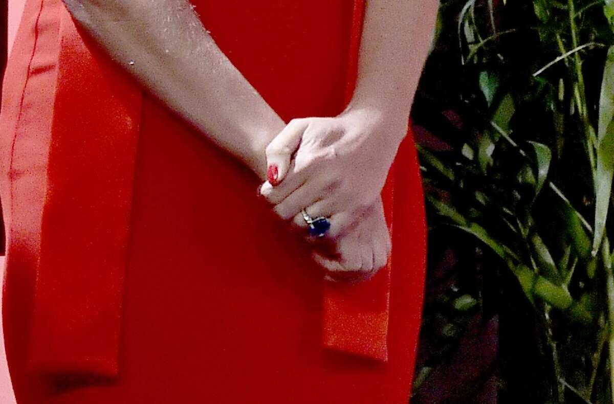 CELEBRITY WEDDING RINGS Actress Gwyneth Paltrow