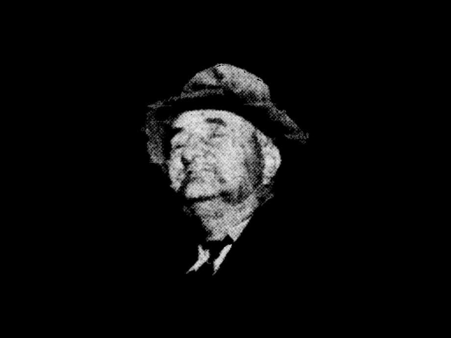"Elza ""Blind Mac"" McKnight Photo: J.R. Gonzales, Chronicle Illustration"