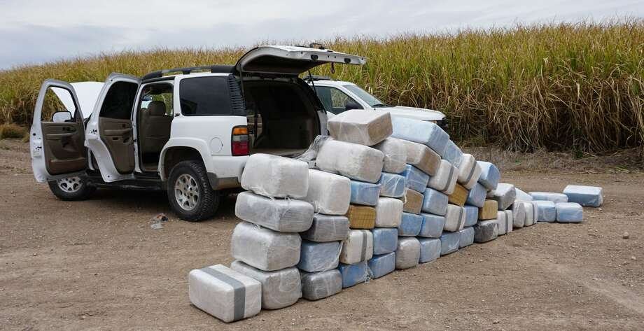 Border Patrol seizes $2MIL of 'pot' in 2 hours