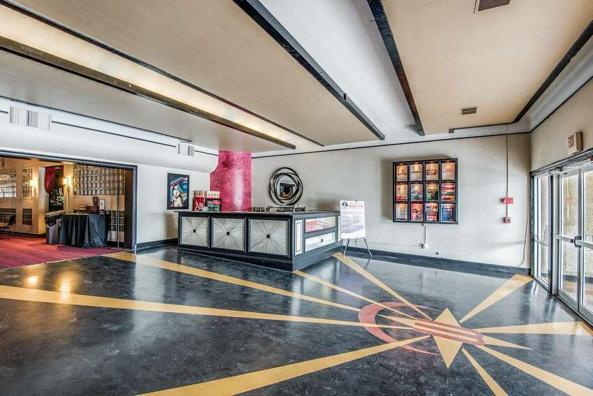 After being briefly put up for sale in December 2017, San Antonio's historic Woodlawn Theatre was listed in January 2018 for $1.95 million. The property was an asset in the divorce of co-owners Kurt Wehner and Sherry Redden Wehner, who have owned it since 2012.