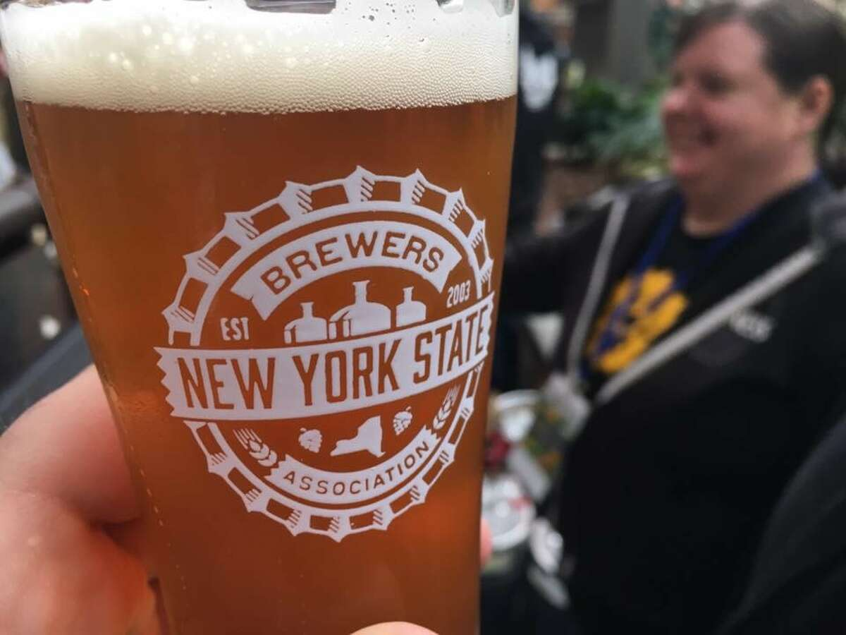 The New York Craft Brewers Festival will be held Saturday at the Desmond. Learn more.