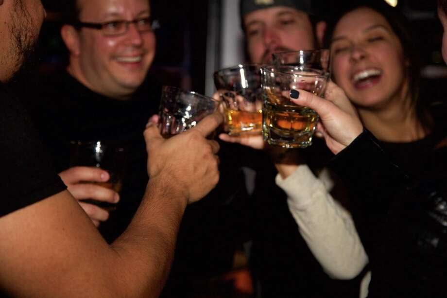 Bars, restaurants and venues in the San Antonio sold $48.6 million worth of boozy drinks in December, according to the Texas comptroller's office. Photo: /