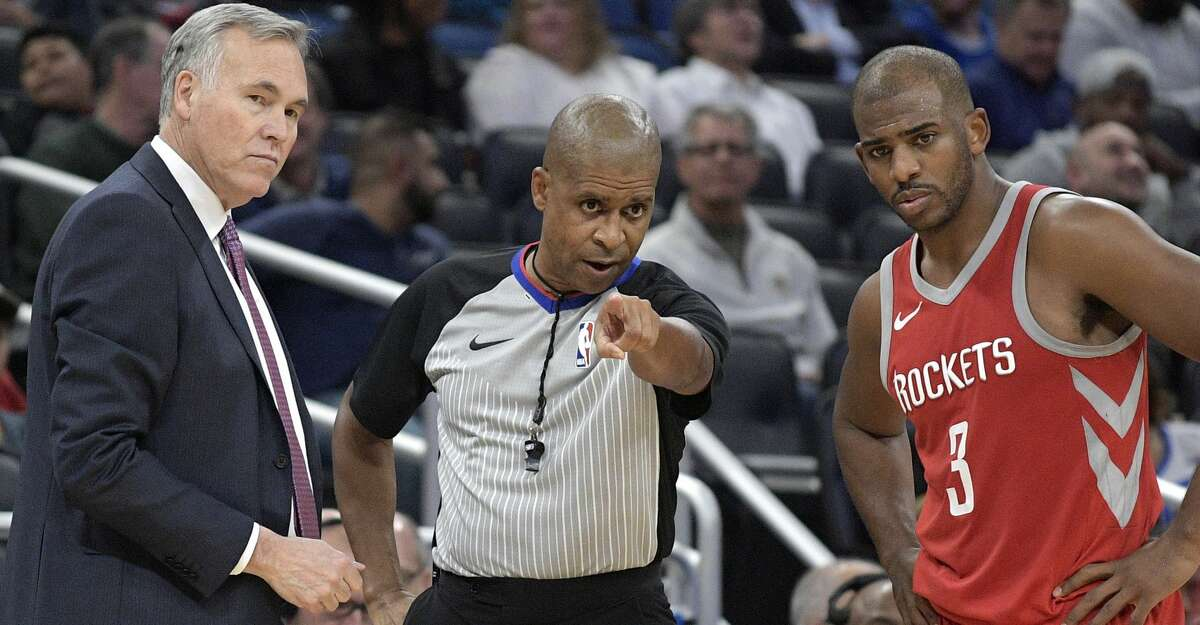 PHOTOS: Rockets game-by-game A day after Rockets coach Mike D'Antoni learned that his fellow Western Conference coaches did not vote Chris Paul in as an All-Star, he called the votes