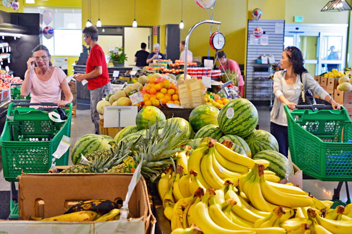 What they ate: If you're going for a communal vibe, try the Honest Weight Food Co-Op at 100 Watervliet Ave., Albany.