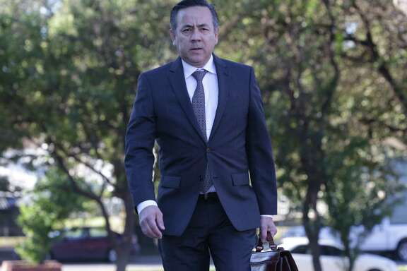 A federal jury is expected to begin deliberations today in the criminal fraud trial of state Sen. Carlos Uresti. He was indicted last year on 11 felony charges in connection with his roles at FourWinds Logistics, a now-defunct oilfield company.