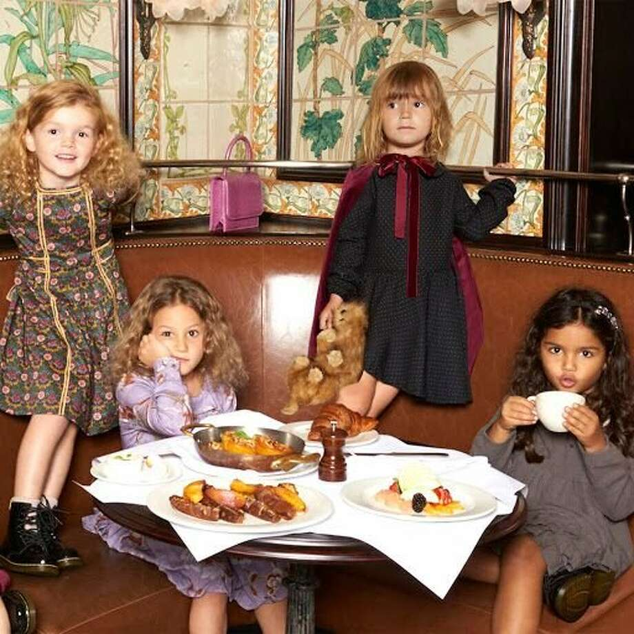 Maisonette is a 10-month-old etailer specializing in baby and kid clothes founded by former Vogue editors Sylvana Ward Durrett and Luisana Mendoza Roccia. Photo: Maisonette