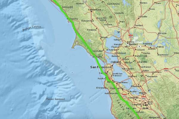 Which fault line do I live on? A guide to the major Bay Area ...