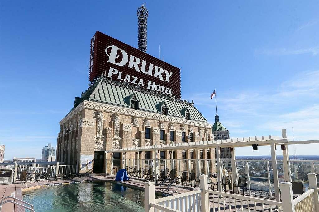 Drury Plaza Hotel in San Antonio, Texas