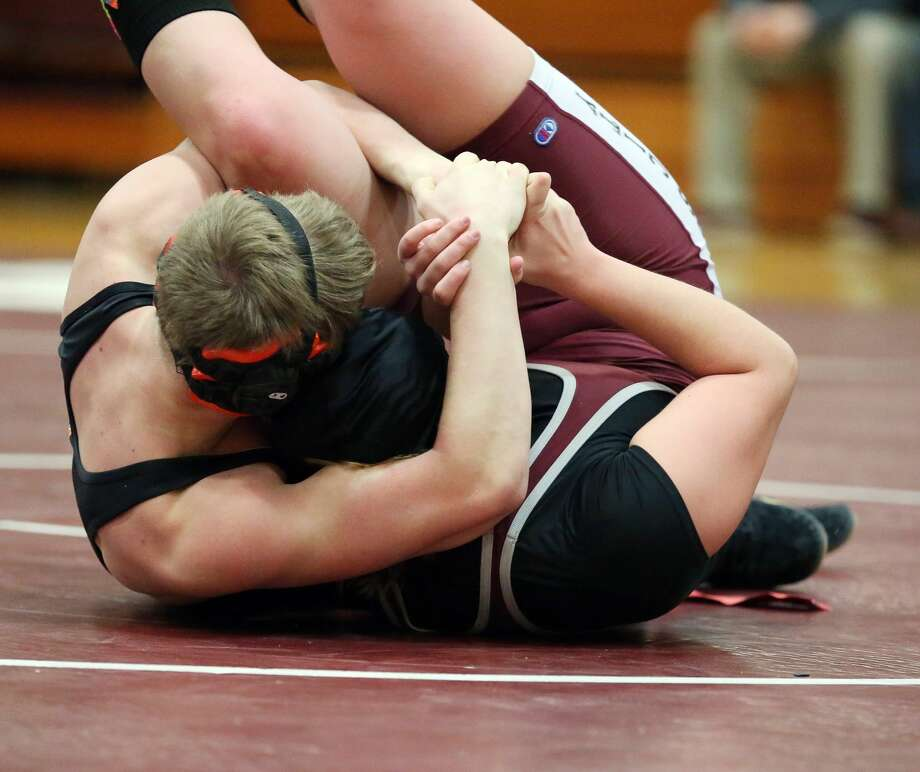 Cass City Tri Wrestling Match 2018Cass City Tri Wrestling Match 2018 Photo: Paul P. Adams/Huron Daily Tribune