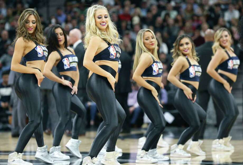 More NBA teams have followed suit in evolving their all-female dance teams after the Spurs disbanded the Silver Dancers last May. Photo: Tom Reel, San Antonio Express-News / 2017 SAN ANTONIO EXPRESS-NEWS