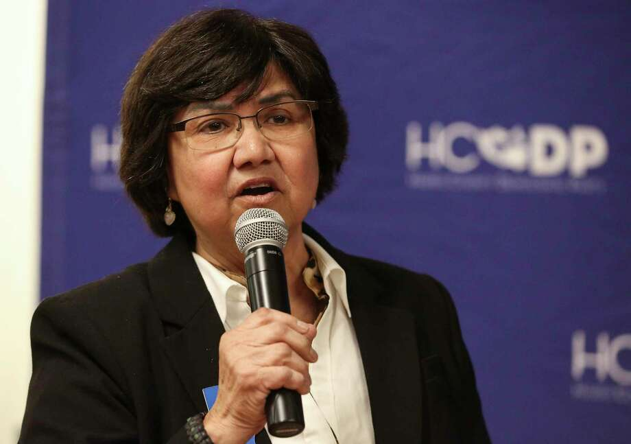 Lupe Valdez Photo: Yi-Chin Lee, Houston Chronicle / © 2018  Houston Chronicle