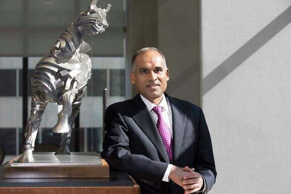 LyondellBasell, led by CEO Bob Patel, could be in the market for Braskem, a South American petrochemical maker.