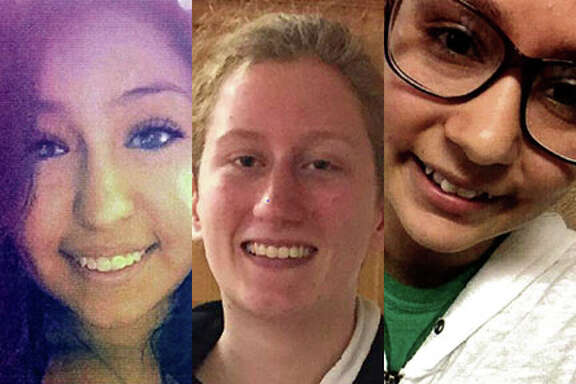 The Montgomery County Sheriff's Office is searching for three teen girls who have been missing since New Year's Day.