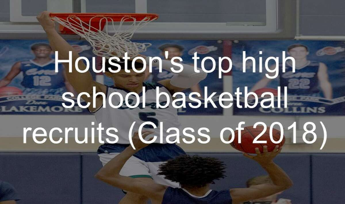See which Houston high school players rank as top recruits for the class of 2018 in the gallery ahead.