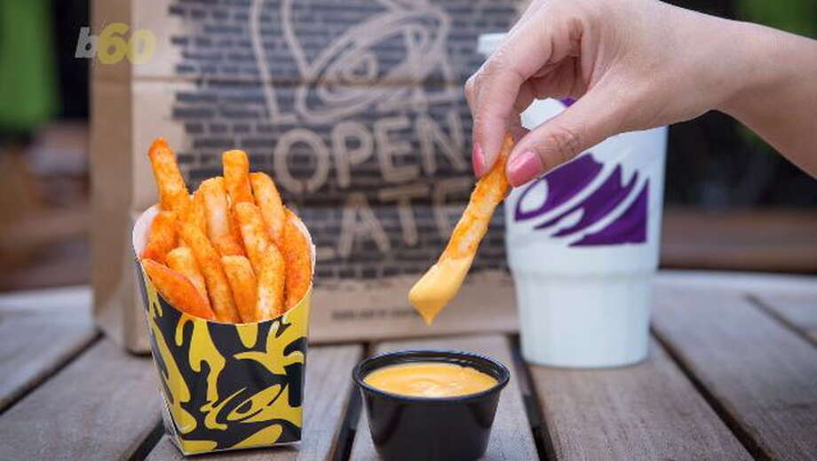 Taco Bell is adding fries to the menu at the end of January.>>>See secret fast-food items you can try out now.