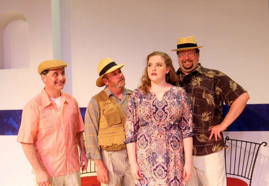 "MCT's production of ""Mamma Mia"" opens Friday to kick off its new season Photo: Courtesy Photo"