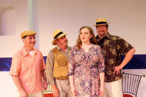 "MCT's production of ""Mamma Mia"" opens Friday to kick off its new season"