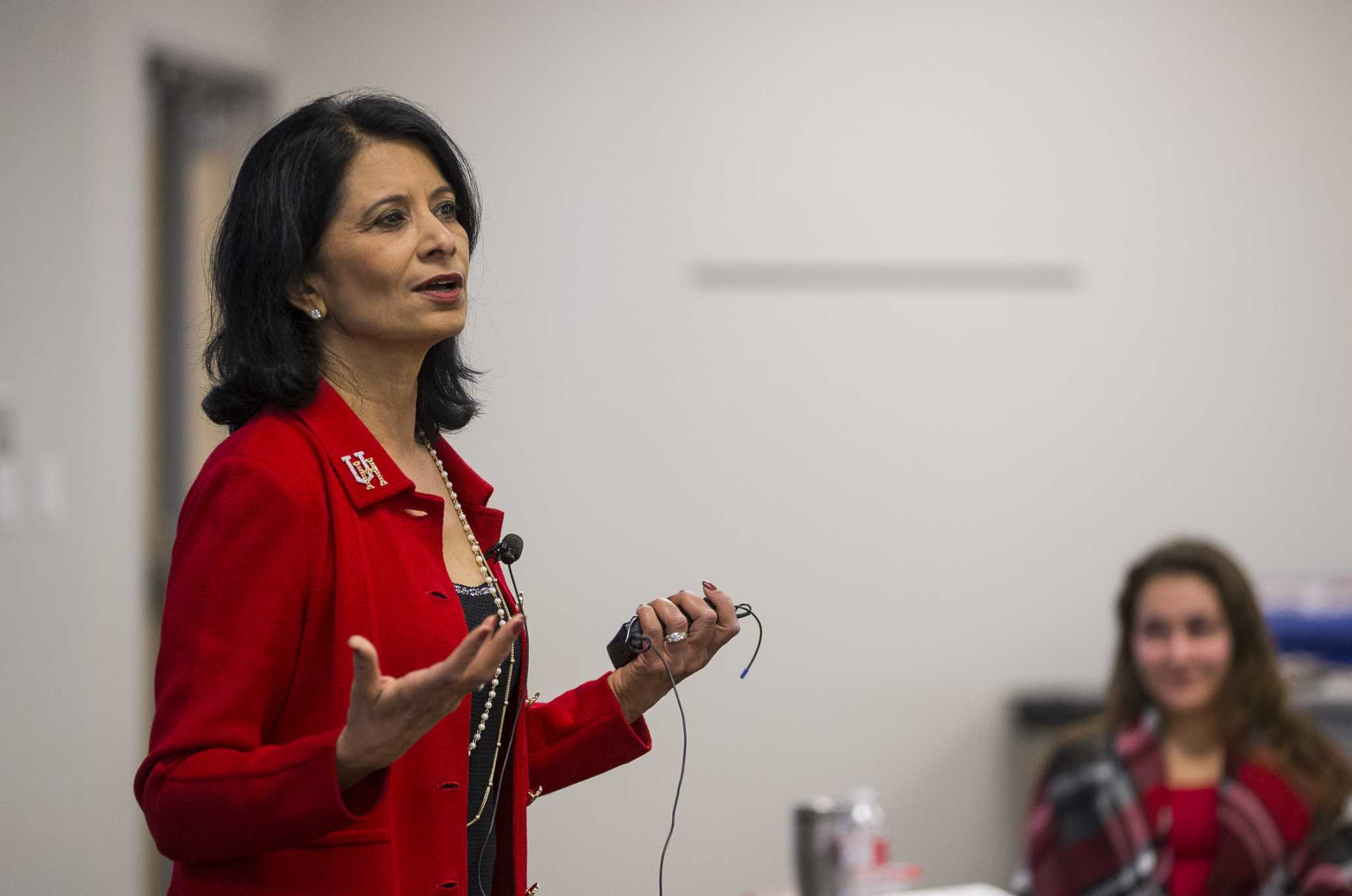 New medical school at UH to offer 'value-added' campus experience, Renu Khator says
