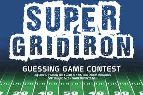 Super Gridiron Contest 2018