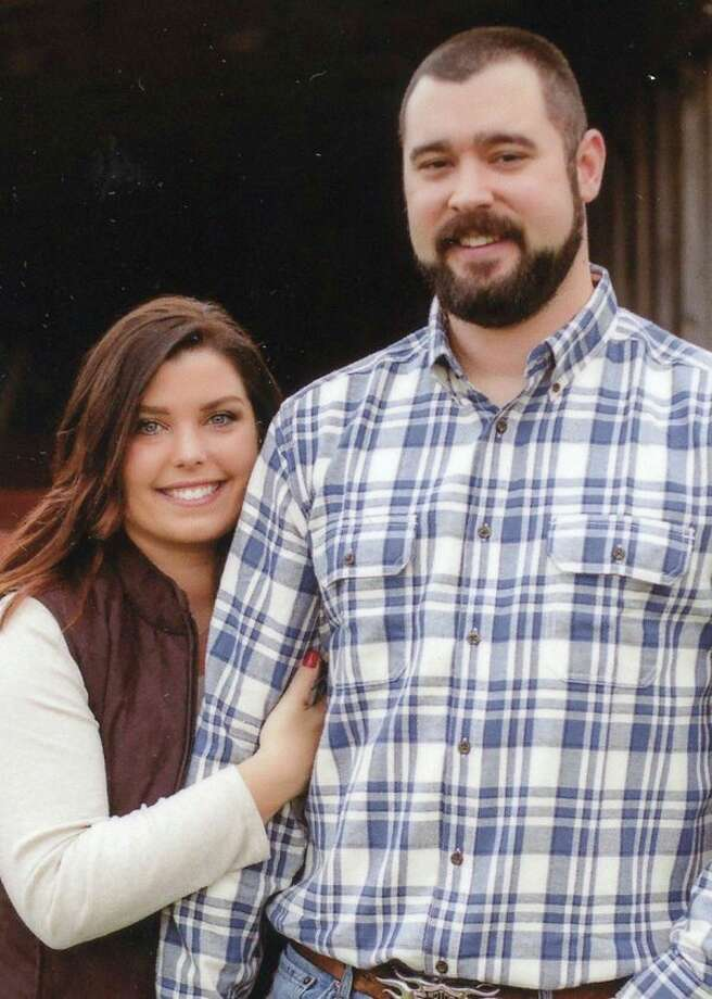 Amber Shudark and Nicholas Munger