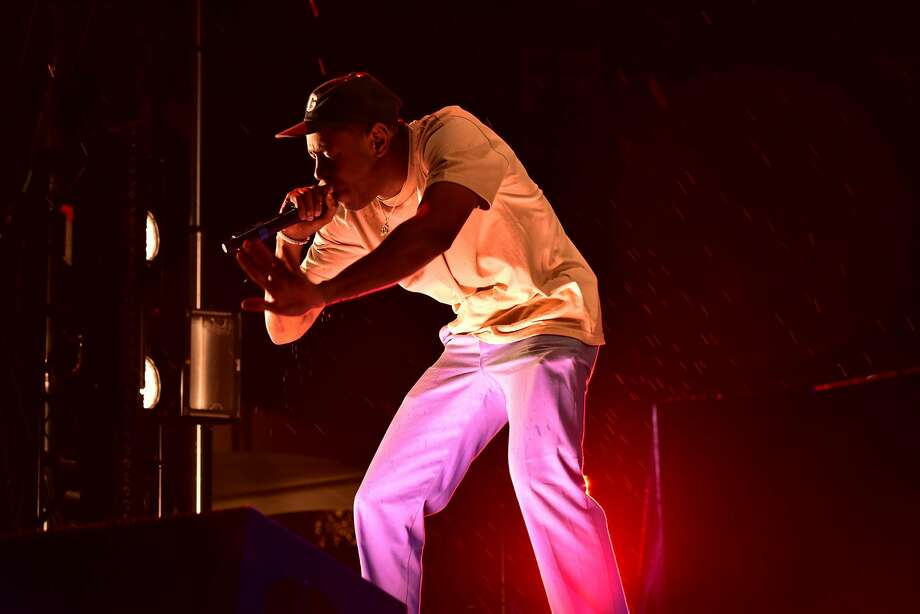 Tyler, the Creator will perform at the Armory in San Francisco on Monday, Jan. 29. Photo: Jamaal Ellis J.vince Photography, For The Chronicle