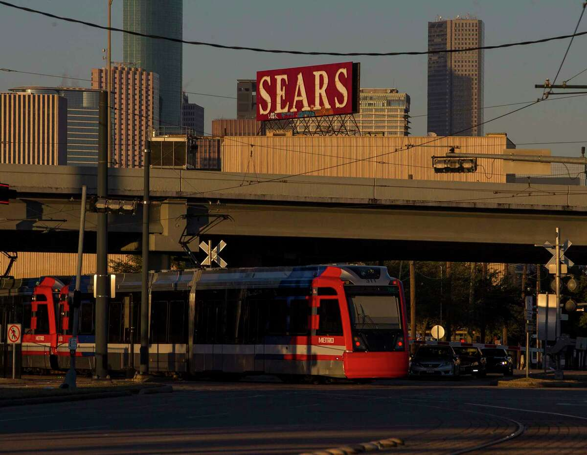 The Sears sign in Midtown likely went up in 1962.