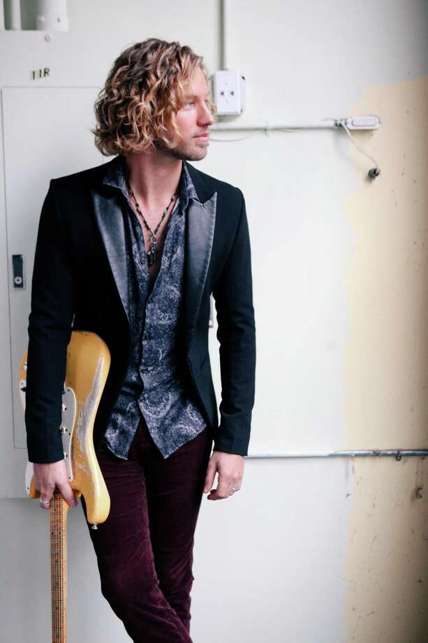 Casey James will play a free concert at Levy Park on Saturday, Feb. 10, from 6 to 8 p.m. Photo: Photo Courtesy Of Levy Park Conservancy