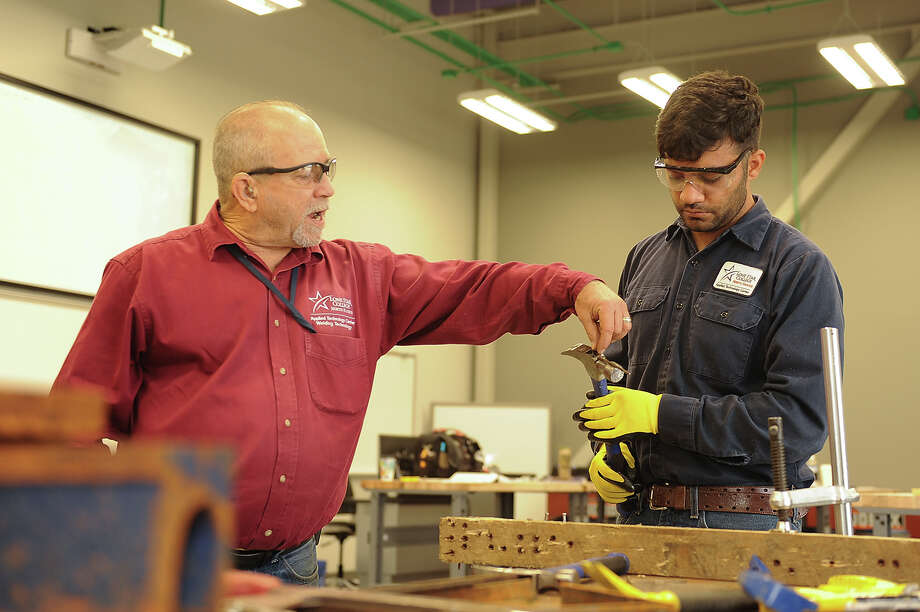 Lone Star College will develop 16 new construction programs to build out new labs with equipment for training thanks to a $1 million grant from the Texas Workforce Commission. / Courtesy of Lone Star College