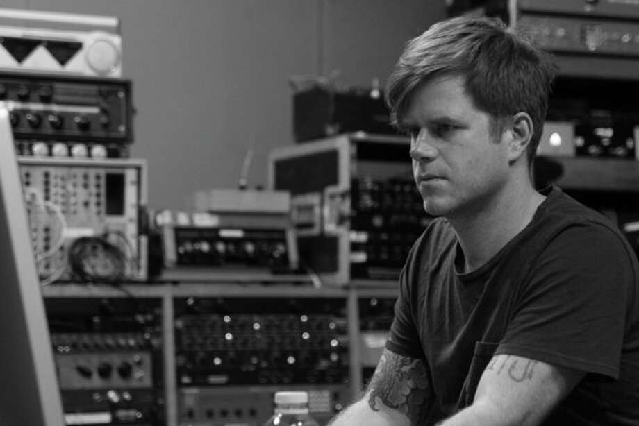 Houston native John Hill is an in-demand record producer and songwriter living in Los Angeles.  He's worked with Jay-Z, Shakira, Kings of Leon, Pink, Eminem, Rihanna and dozens of other artists. Photo: Threee